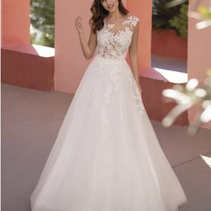 bridal-aline-pronovias-felicidad