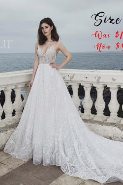bridal-sale-lamour-LA9247-Kasha