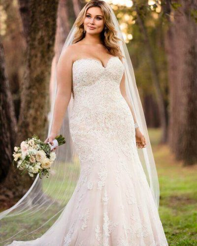 Stella York Everybody Everybride Plus Size Bridal